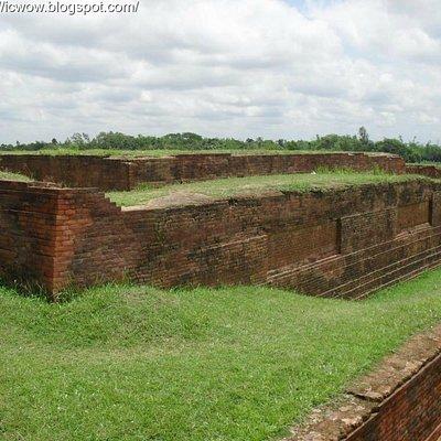 The citadel walls