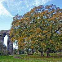 Porthkerry Park viaduct