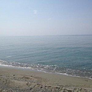 spiaggia di Falerna