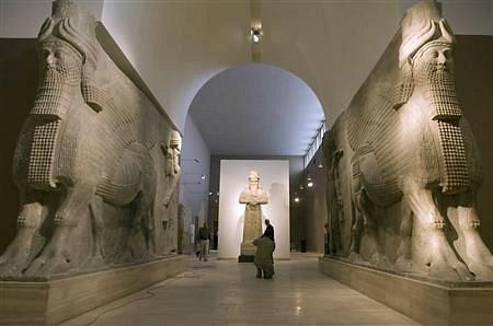 المتحف العراقي