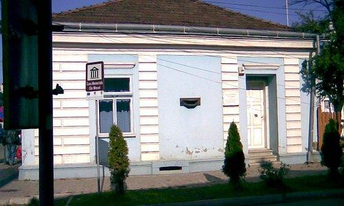 Elie Wiesel Memorial House and Museum