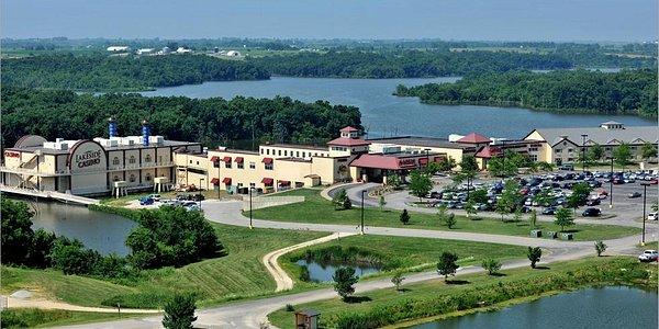 Lakeside Hotel Casino complex