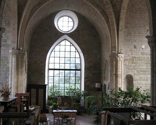 ex-chiesa di San Francesco delle Donne, sede del museo-laboratorio