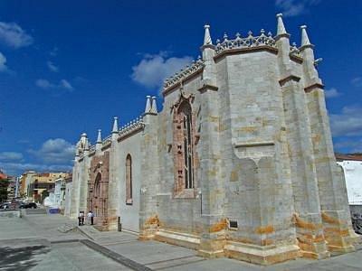 Il convento visto dall'abside