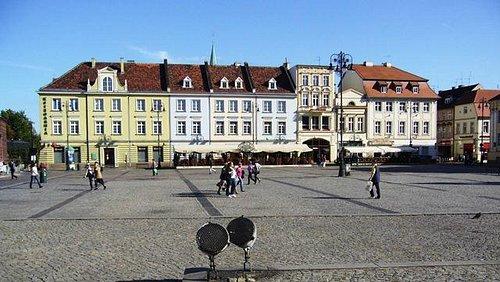 Marktplatz Bydgoszcz