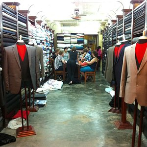 Part of Mr Xe's store