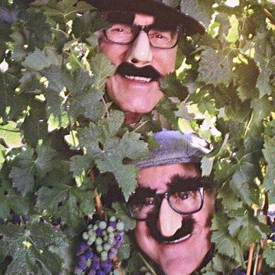 Vito & Guido in the Vines