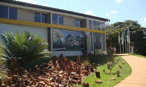 Memorial do Cerrado - Goiania/GO - Brasil