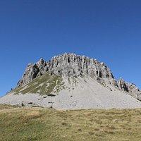 Monte Castellazzo - Passo Rolle