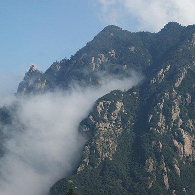 Panaromic view from Huatai