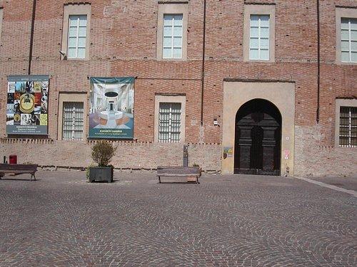 IlPiazzale della Casa della Musica - Parma -