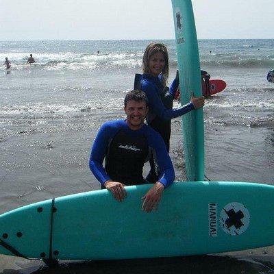 wai surf el medano