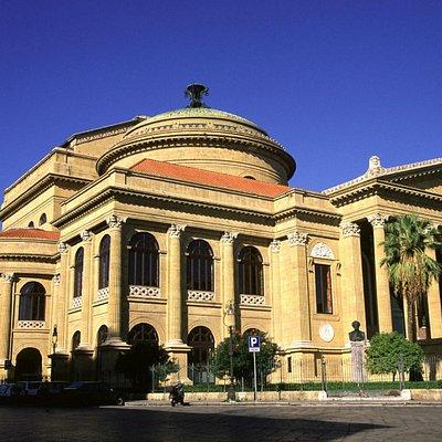 Il Teatro Massimo di Palermo