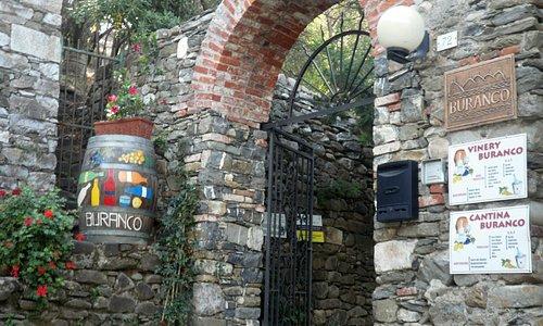 Entering Buranco