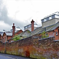Guildford Union Workhouse - The Spike Casuals Ward