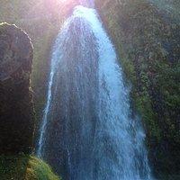 Underrated Wahkeena Falls