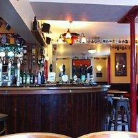 interior and bar