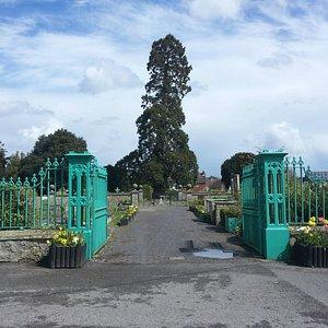 Royal British Legion Remembrance Garden, Downs View, Royal Wootton Bassett