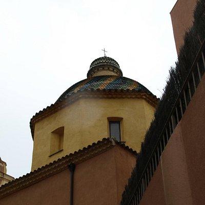 教会のドーム