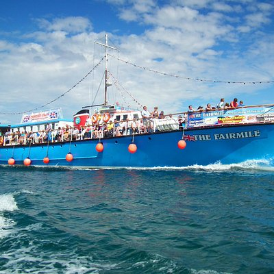 Fairmile - WWII Heritage Ship - Our Flagship Vessel