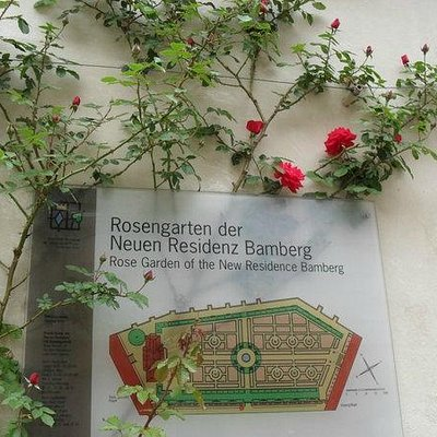 Rosengarten entrance