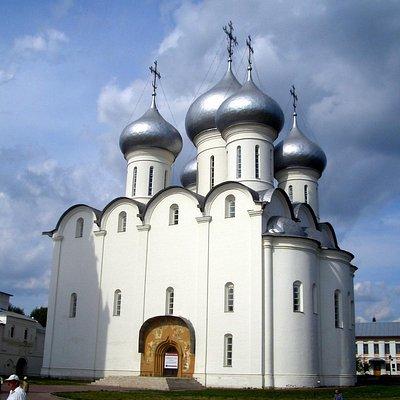 Софийский собор 1568 - 1570 гг.