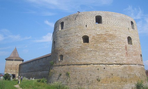 Шлиссельбургская крепость