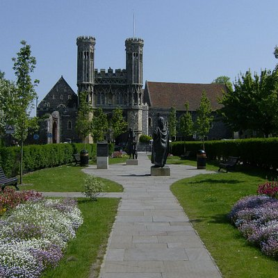 Lady Wootton's Green, Canterbury