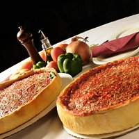 Deep Dish or Stuffed Pizza Woodridge