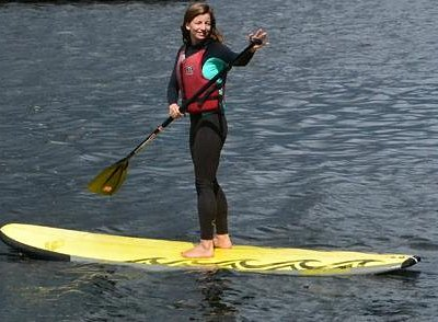 Stand Up Paddleboarding Courses from beginners to advanced