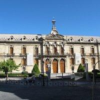 Fachada del Palacio Provincial