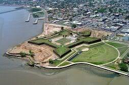 Fortaleza de Sao Jose de Macapa - Foto Governo do Estado
