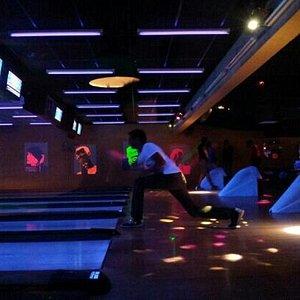 Pistes du bowling Mouffetard