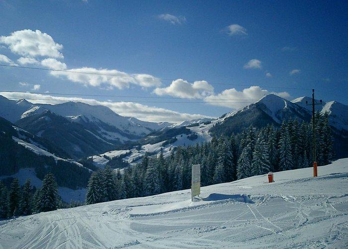 Hinterglemm, Austria, 2006-2007 winter