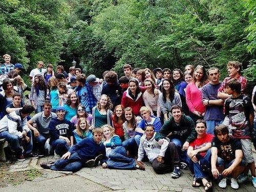 Adventure Ireland High-School Summer Camp 2010