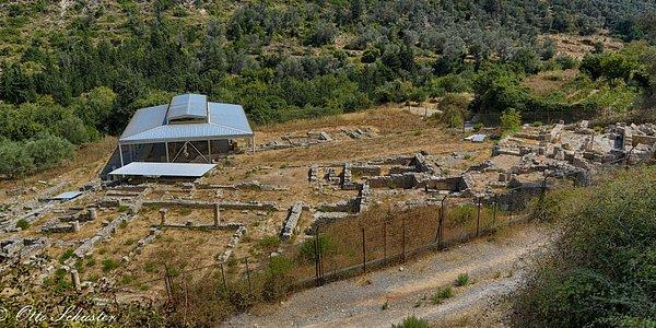Eleutherna, Kreta