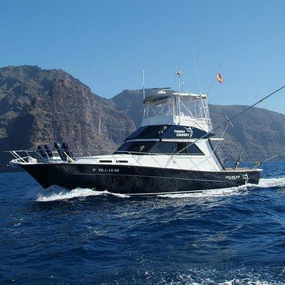 Nuestro barco Cruz del Sur 13.60m
