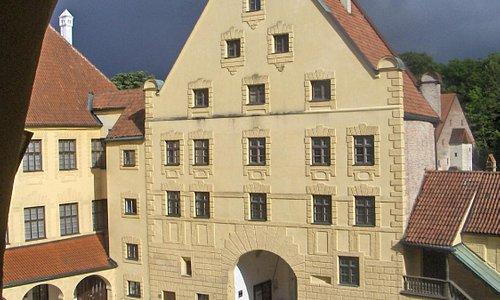castello di Landshut