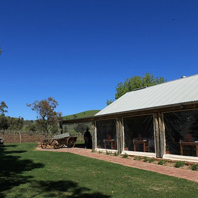 Charles Melton Cellar Door