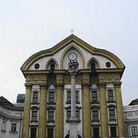 Ursuline Church, Ljubljana