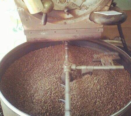 Barakat coffee.. the oldest coffee place in Alweibdeh