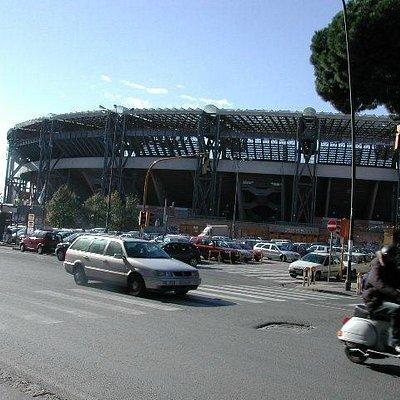 Lo Stadio San Paolo