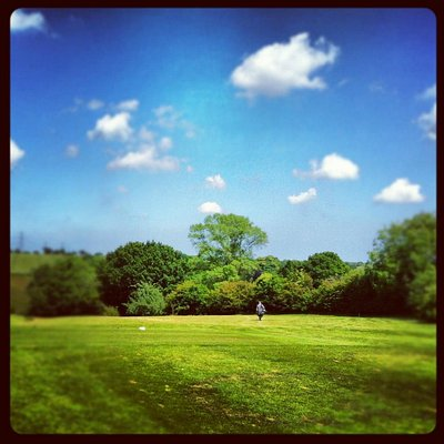 The 6th at Fynn Valley