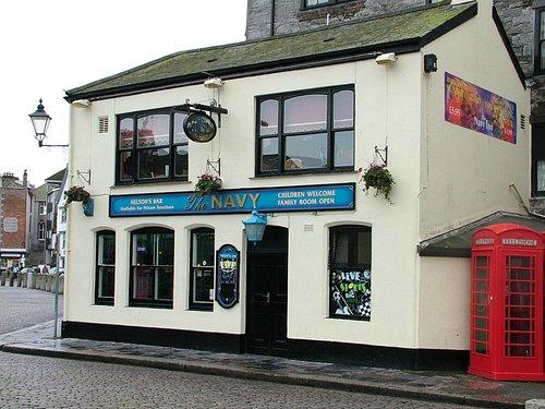 Barbican pubs