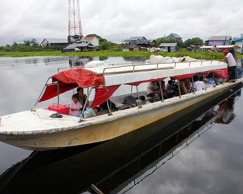 the boat itself