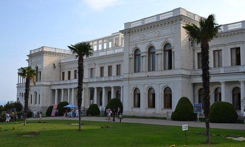 Exterior of Palace
