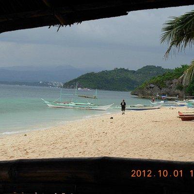 Ilig Iligan Beach, Boracay