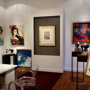 Van den Berg Art Gallery / Galeria Sztuki
