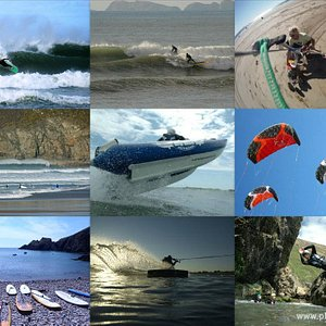 The Big Blue Experience, Professional Kite and Water Sports Centre