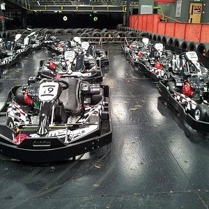 The NEW karts!